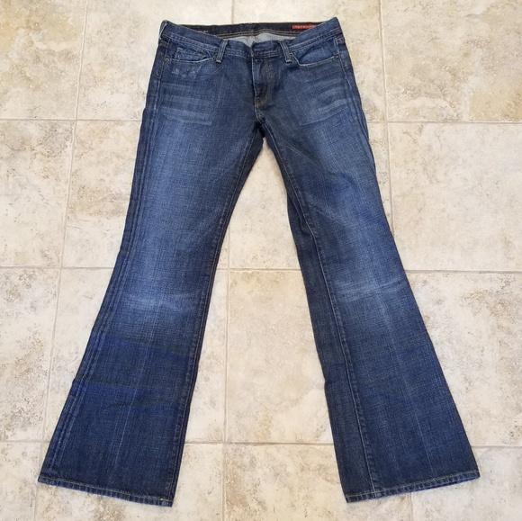 Citizens Of Humanity Denim - Like New Citizens of Humanity Low Waist Flare Jean